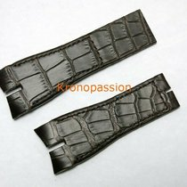 Roger Dubuis Parts/Accessories 1537 new Crocodile skin Brown Excalibur