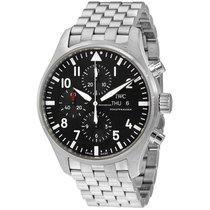 IWC Pilot Chronograph IW377710 new