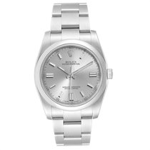 Rolex Oyster Perpetual 36 Steel 36mm Arabic numerals United States of America, Georgia, Atlanta