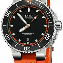 Oris Aquis Date Steel 43mm Black United States of America, Florida, Sarasota