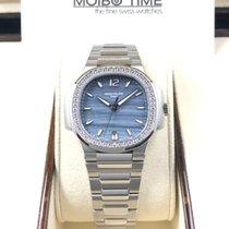 百達翡麗 (Patek Philippe) 7018/1A Steel Nautilus Blue Mother of...
