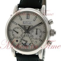Patek Philippe Perpetual Calendar Chronograph 5204P-001 folosit