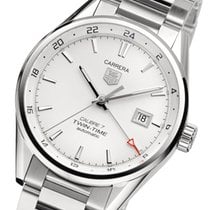 タグ・ホイヤー (TAG Heuer) Carrera Calibre 7 Twin-Time Automatik...