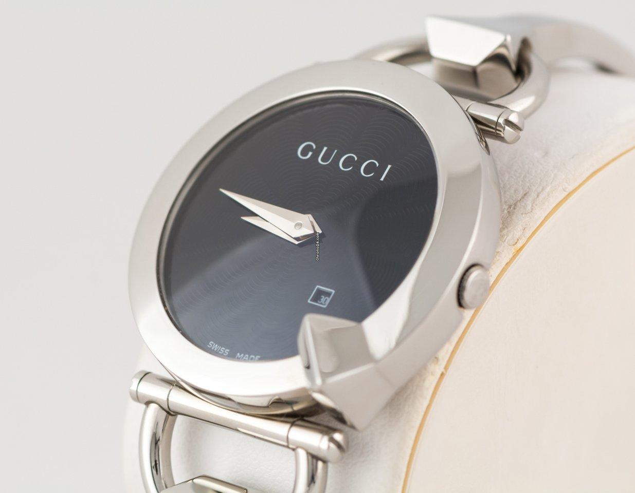 eea1ab8eb73dc1 Prix de montres Gucci femme   Acheter et comparer une montre de Gucci femme  sur Chrono24