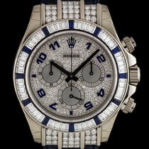 Rolex Daytona Diamond & Sapphire 116599SA