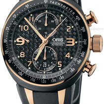 Oris Williams TT3 Chronograph 674.7587.77.64.RS