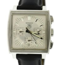 TAG Heuer Monaco Chronograph Stainless Steel
