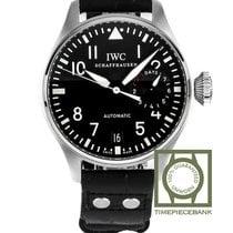 IWC IW500901 Staal 2019 Big Pilot 46mm nieuw