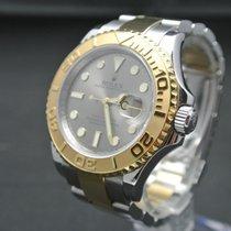 Rolex Yacht-Master  Grey Dial m.Box+Garantiekarte(Europe Watches)