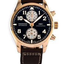IWC Pilot Chronograph nouveau 43mm Or rose