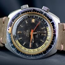 Enicar Sherpa Guide 600 GMT Mark III 1969