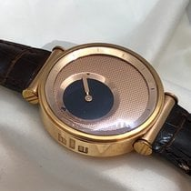 blu Red gold Automatic G21.564.50.9.L new