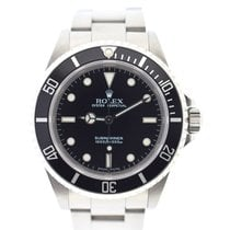 Rolex Submariner no date 2 lines