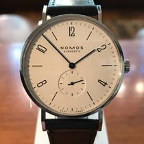 NOMOS Tangente 38 Acier 38mm France, Paris