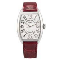 Franck Muller Women's watch Cintrée Curvex 39mm Automatic new Watch with original box and original papers