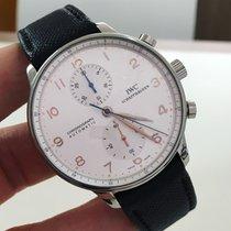 IWC Portuguese Chronograph 41mm Completo