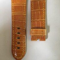 Panerai Brillant Gold Alligator Strap 24/22mm 98/68cm