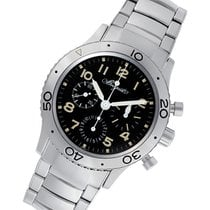 Breguet pre-owned Automatic 39mm Black