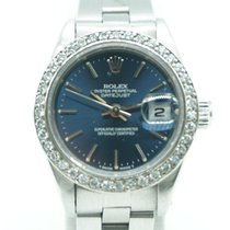 Rolex Oyster Perpetual Lady Date pre-owned 26mm Steel