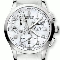 Victorinox Swiss Army Women's watch Alliance 34mm Quartz new Watch with original box and original papers