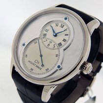 Jaquet-Droz White gold 43mm Automatic J003034-62 pre-owned