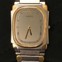 Seiko Credor gebraucht 27mm Gold/Stahl