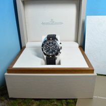 Jaeger-LeCoultre Chronograph 40mm Automatic pre-owned Deep Sea Chronograph Black