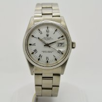 Rolex Oyster Perpetual Date Steel 34mm White Roman numerals United States of America, Florida, Miami