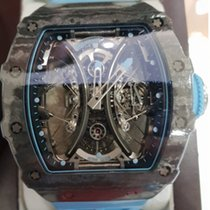 Richard Mille Carbono Cuerda manual