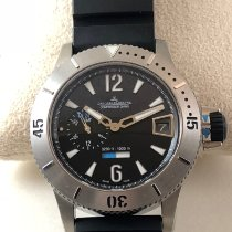 Jaeger-LeCoultre Master Compressor Diving GMT Titane 44mm Noir