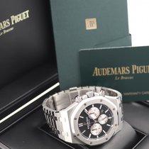 Audemars Piguet Royal Oak Chronograph neu 2017 Automatik Chronograph Uhr mit Original-Box und Original-Papieren 26331ST.OO.1220ST.02