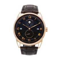 De Bethune Rose gold Automatic Brown Roman numerals 44mm pre-owned DB25