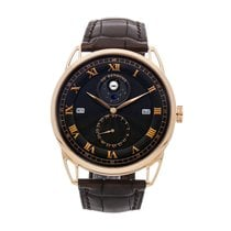 De Bethune DB25 Rose gold 44mm Brown Roman numerals United States of America, Pennsylvania, Bala Cynwyd
