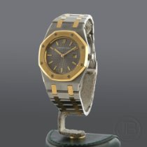 Audemars Piguet pre-owned Quartz 33mm Grey Sapphire crystal