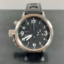 U-Boat Steel 50mm Automatic Flightdeck pre-owned