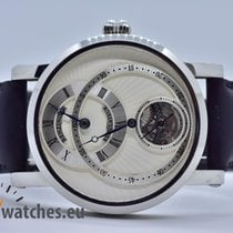 Benzinger Steel 42mm Manual winding Regulateur pre-owned