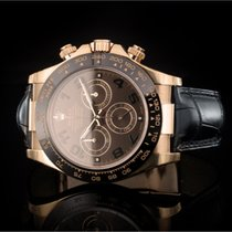 Rolex Roségold 40mm Automatik 116515ln gebraucht