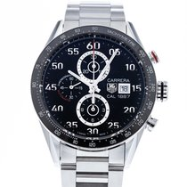 TAG Heuer Carrera Calibre 1887 CAR2A10-2 2010 pre-owned