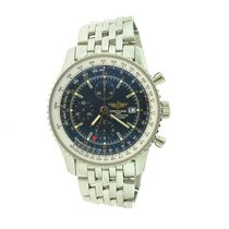 Breitling Navitimer World Steel 46mm Blue No numerals United States of America, Florida, Miami