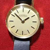 Roamer Yellow gold Manual winding pre-owned