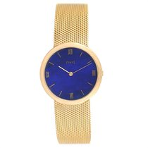 Piaget pre-owned Manual winding 31mm Mineral Glass