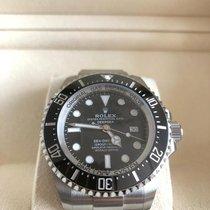 Rolex Sea-Dweller Deepsea Сталь 44mm Чёрный Без цифр Россия, Moscow