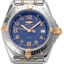 Breitling Wings Lady B67350 1999 подержанные