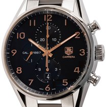 TAG Heuer Carrera Calibre 1887 Steel 43mm Black Arabic numerals United States of America, Texas, Austin