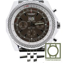 Breitling Bentley 6.75 Zeljezo 48.7mm Srebro
