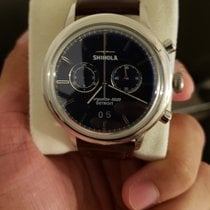Shinola Acier 42mm Quartz occasion