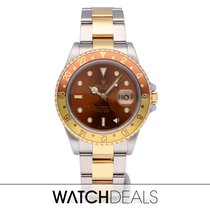 Rolex GMT-Master II 16713LN 2001 pre-owned