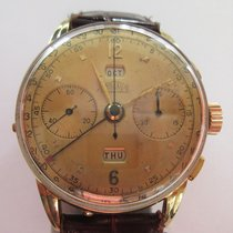 Angelus Yellow gold 38,4mm Manual winding 36 pre-owned