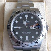 Rolex Explorer II 216570 2015 new
