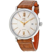 IWC Steel 37mm Automatic IW458101 new